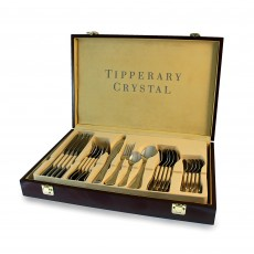 Tipperary Crystal Elegance 24 Piece Cutlery Set