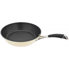 Stellar 3000 26cm Vanilla Frying Pan