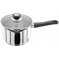 Judge Vista 20cm Draining Glass Lid Saucepan