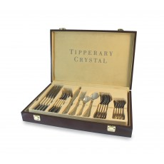 Tipperary Crystal Embassy 24 Piece Cutlery Set