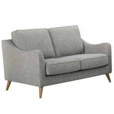 Culloden 2 Seater Sofa Fabric Light Grey