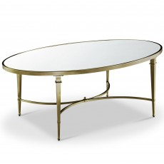 Mindy Brownes Waverly Coffee Table Gold