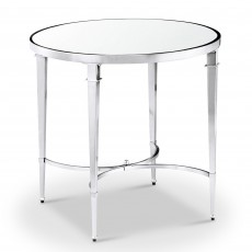 Mindy Brownes Adley Side/Lamp Table Chrome