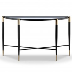 Mindy Brownes Harlinne Console Table Black