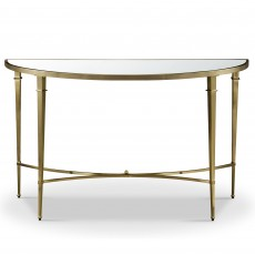 Mindy Brownes Waverly Console Table Gold