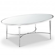 Mindy Brownes Adley Coffee Table Chrome