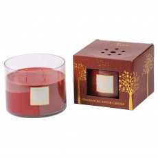 Torc Cinnamon Spice 4 Wick Candle 15cm
