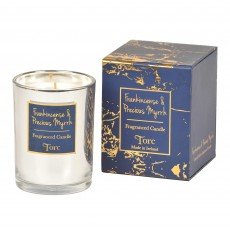 Torc Limited Edition Frankincense & Precious Myrrh Candle Filled Tumbler 10cm