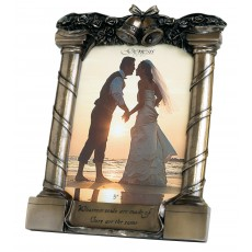 "Genesis 5"" x 7"" Wedding Photo Frame"
