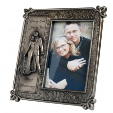 "Genesis 5"" x 7"" Anniversary Photo Frame"