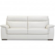 Bardolino Manual Reclining 3 Seater Sofa Leather Category 15(S)