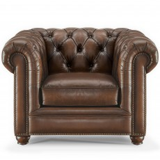 Cordelia Club Chair Vintage Leather