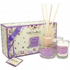 Celtic Candles Classic Relaxing Gift Set