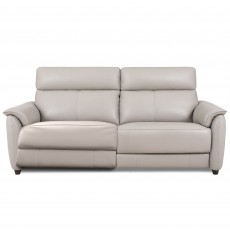 San Felice 2.5 Seater Electric Reclining Sofa Leather Category BX