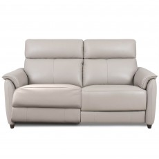 San Felice 2 Seater Electric Reclining Sofa Leather Category BX