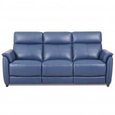 San Felice 3 Seater Static Sofa Leather Category BX