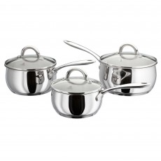 Judge Classic 3 Piece Saucepan Set