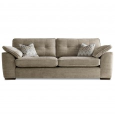 Carlyle 4 Seater Sofa Fabric C