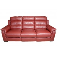 Antonio 3 Seater Power Reclining Sofa Leather Category 25