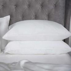 Belledorm Mulberry Silk 450 Thread Count Pillowcase Ivory With Gift Box