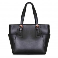 Tipperary Crystal Grafton Tote Bag Black