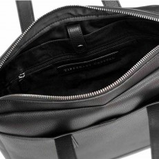 Tipperary Crystal Saville Row Men's Satchel Black