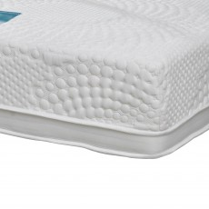 SleepSpa Gel Serene 2000 Pocket Double (135cm) Mattress