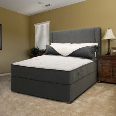 King Koil Extended Life Open Coil (ICA) Single (90cm) Mattress