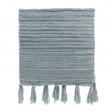 Fable Cherine/Ellinor Knitted Throw 130cm x 150cm Celadon