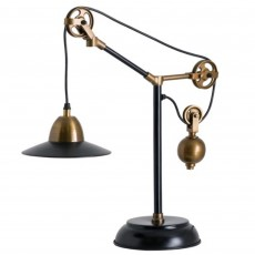 Hill Interiors Hudson Adjustable Table Lamp