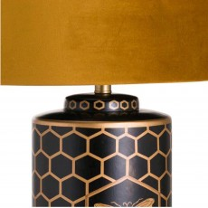 Hill Interiors Harlow Bee Table Lamp