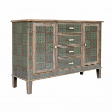 Mindy Brownes Kayla 2 Door + 4 Drawer Sideboard