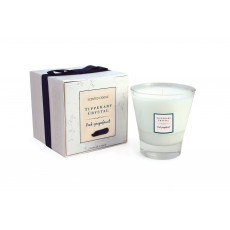 Tipperary Crystal Grapefruit Candle Filled Glass Tumbler