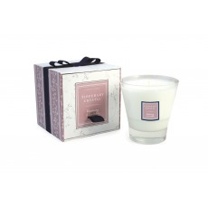 Tipperary Crystal Rosemary & Lavender Candle Filled Glass Tumbler