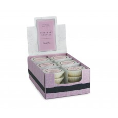 Tipperary Crystal Sweet Pea Wax Tart