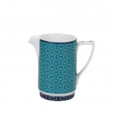 Ted Baker Langdon Blue Milk Jug