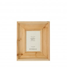 "Riverdale Brooklyn Natural 5"" x 7"" Photo Frame"