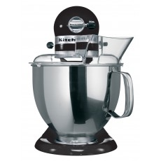KitchenAid Artisan Onyx Black 4.8L Tilt Head Stand Mixer