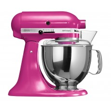 Kitchenaid Artisan Cranberry 4.8L Tilt Head Stand Mixer