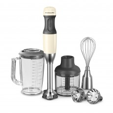 KitchenAid Almond Cream Corded Hand Blender