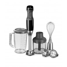 KitchenAid Onyx Black Corded Hand Blender