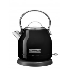 KitchenAid Artisan Onyx Black 1.25L Kettle