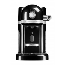 KitchenAid Nespresso Onyx Black Artisan Coffee Machine