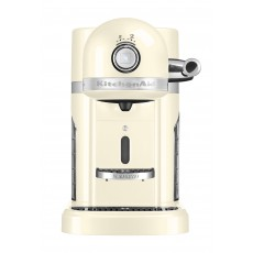 KitchenAid Nespresso Artisan Almond Cream Coffee Machine