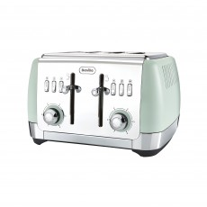 Breville Strata Collection Green 4 Slice Toaster