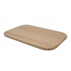 T&G Hevea Wooden Large Chopping Board
