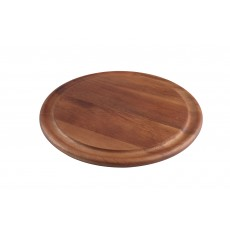 T&G Acacia Wooden Small Round Chopping Board