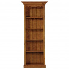 Sandani Reclaimed Timber Narrow Bookcase