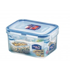 Lock & Lock Rectangular 470ml Plastic Storage Container