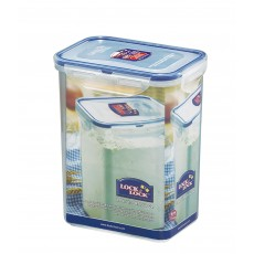 Lock & Lock Rectangular 1.8L Plastic Storage Container